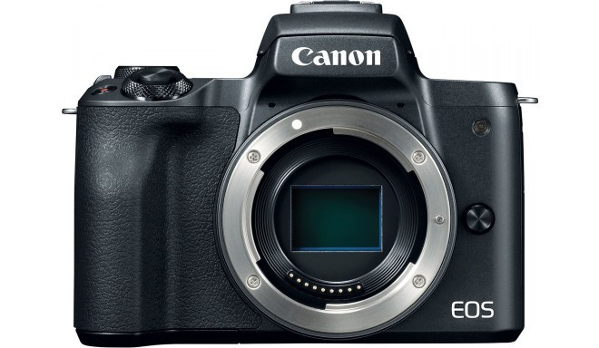 Canon EOS M50 kere, must