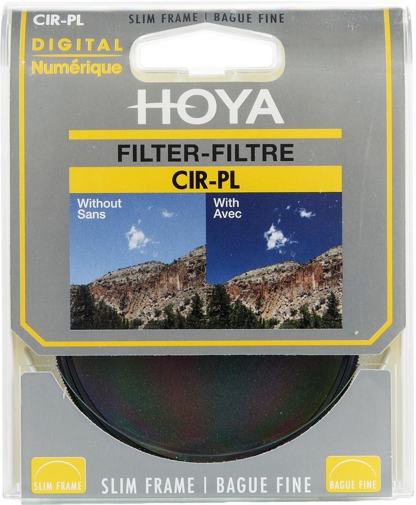 Hoya filter ringpolarisatsioon Slim 46mm