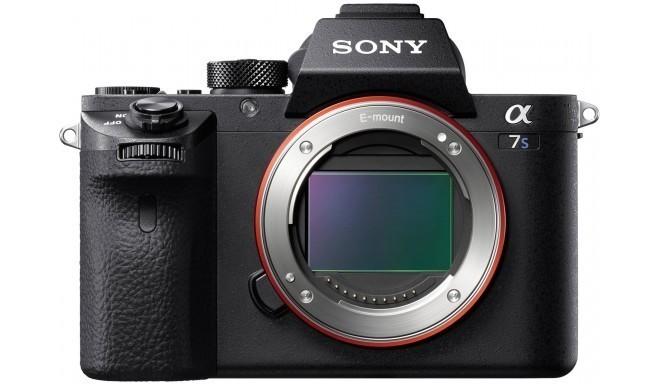 Sony a7S II, корпус