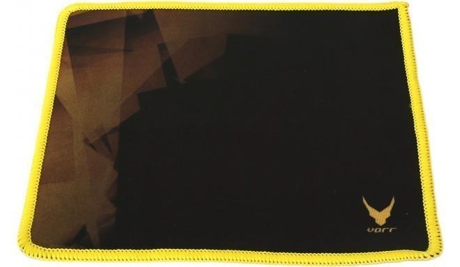 Omega hiirematt Varr S, kollane (OVMP224Y)