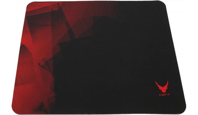Omega hiirematt Varr M, punane (OVMP2529R)