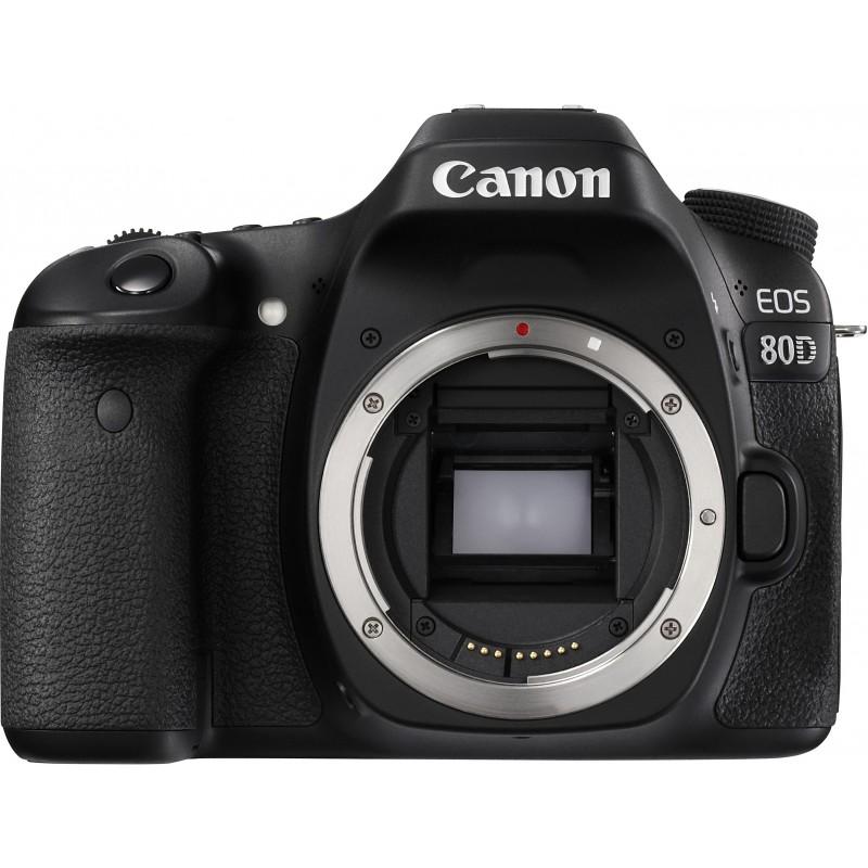 Canon EOS 80D + Tamron 24-70mm f/2.8 VC USD