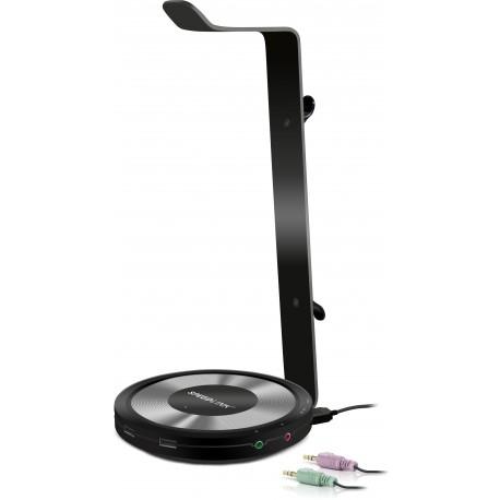 Speedlink kõrvaklapihoidik Estrado, must (SL-800102-BK)