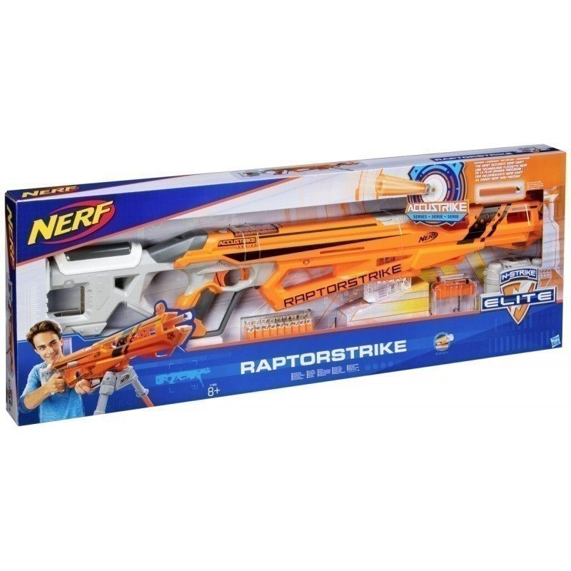 Image is loading Nerf-N-Strike-Elite-AccuStrike-Series-AlphaHawk-Blaster