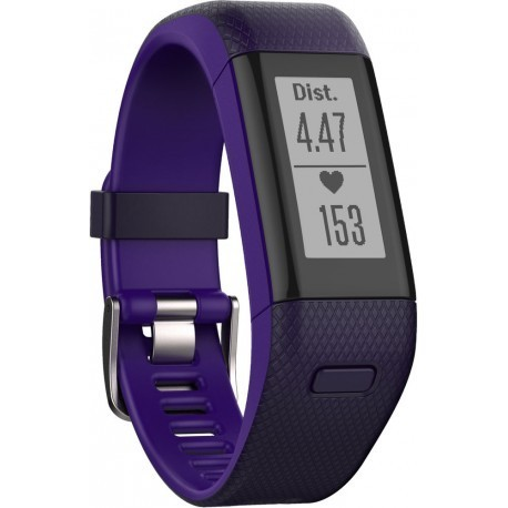 Garmin activity tracker Vivosmart HR+ Regular, purple