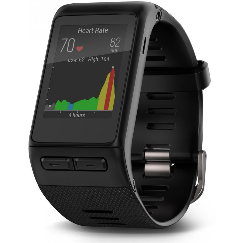 Garmin Vivoactive HR XL, must