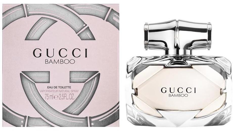 Gucci Bamboo Pour Femme Eau de Toilette 75ml