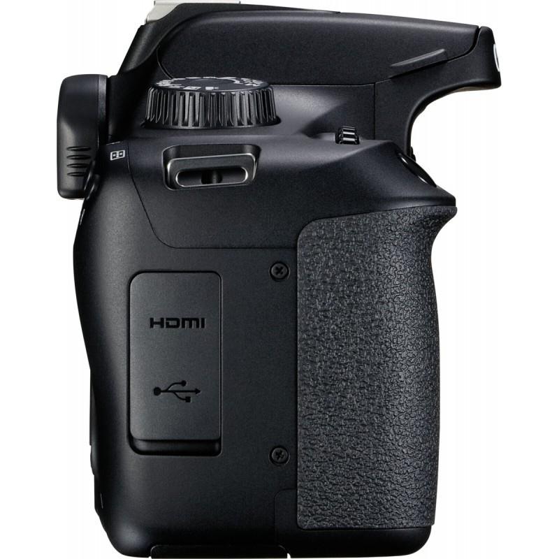 Canon EOS 4000D + Tamron 18-400mm VC