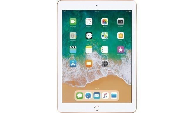 Apple iPad 32GB WiFi, золотой(2018)