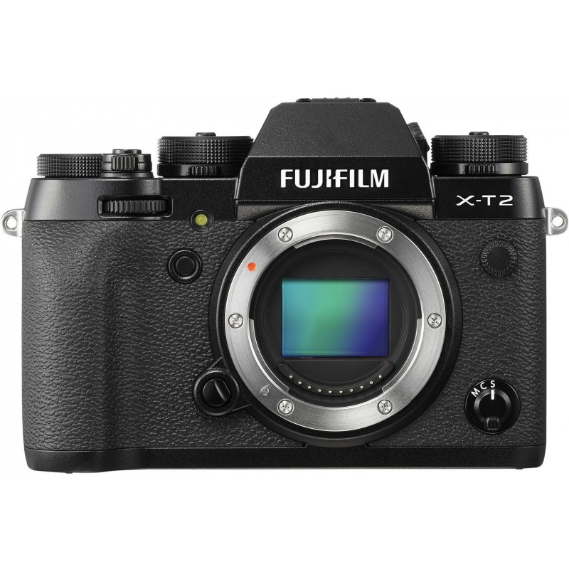 Fujifilm X-T2 + 18-55mm Kit