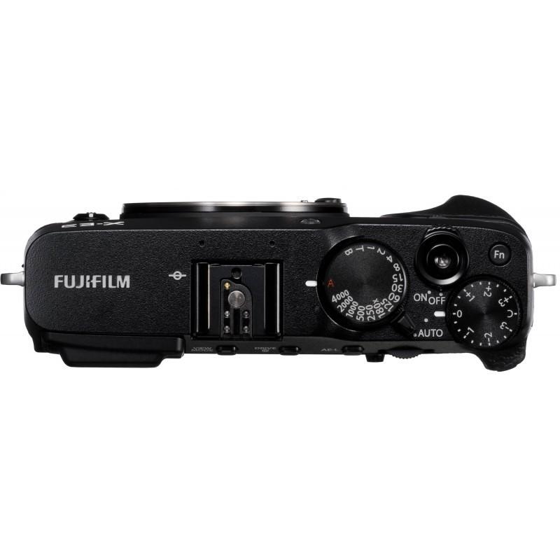 Fujifilm X-E3 + 23mm f/2.0 Kit, black