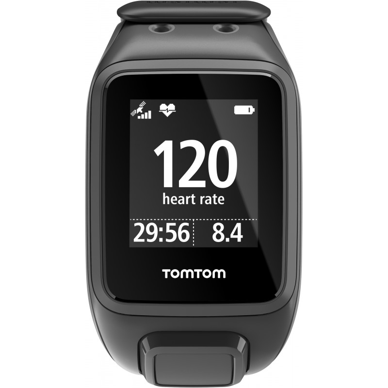 TomTom Spark Cardio + Music L, must