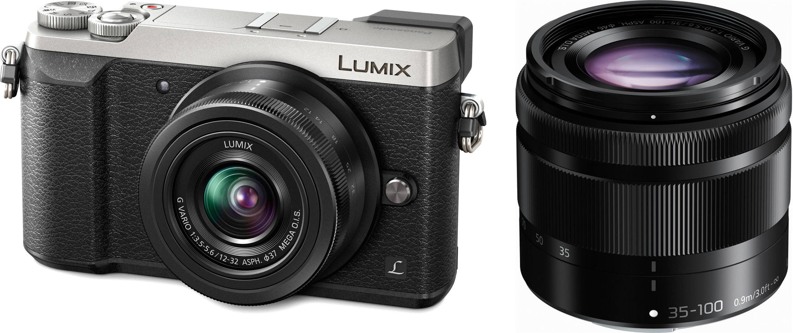Panasonic Lumix DMC-GX80 + 12-32mm + 35-..