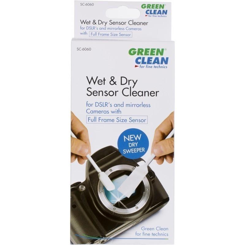 Green Clean набор очистки матрицы Wet Foam Swab & Dry Sweeper (SC-6060)