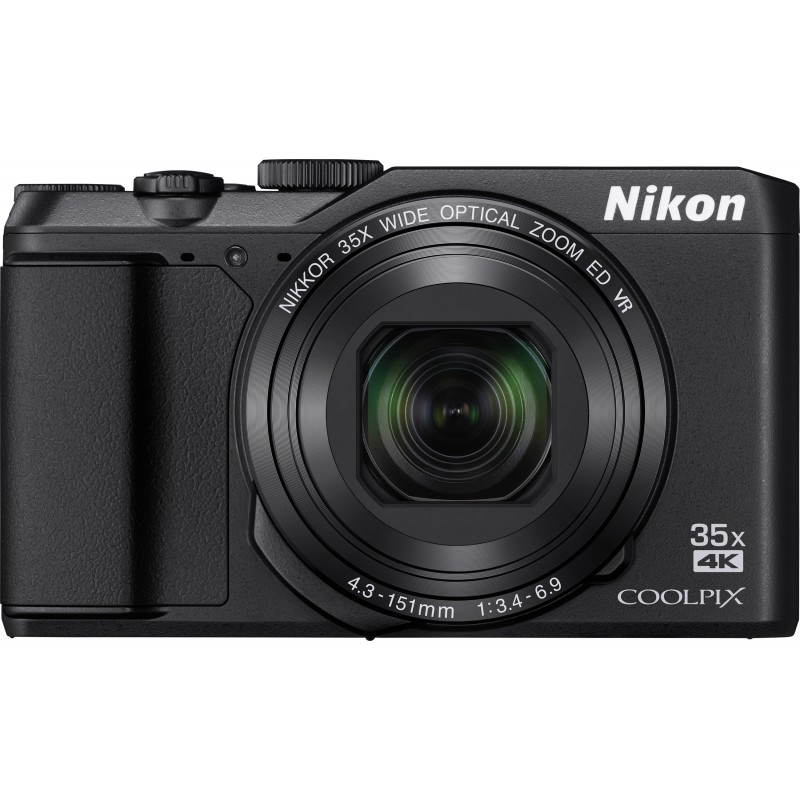 Nikon Coolpix A900, must