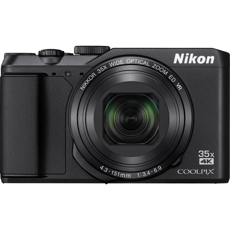 Nikon Coolpix A900, черный