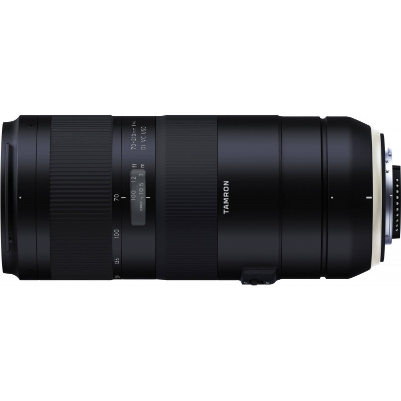 Tamron 70-210mm f/4 Di VC USD lens for Nikon