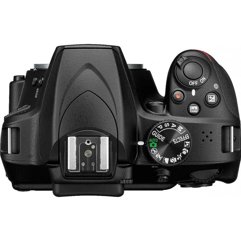 Nikon D3400 kere, must