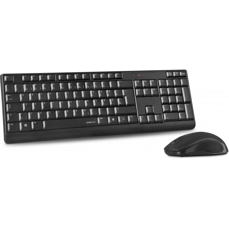 Speedlink klaviatuur Niala Nordic (640304-BK-NC)