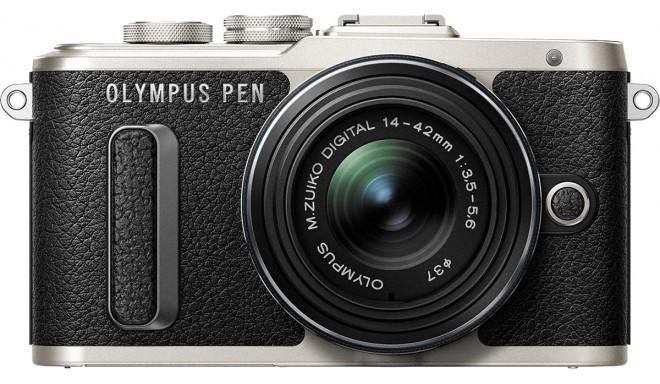 Olympus PEN Lite E-PL8 + 14-42mm EZ Kit, must