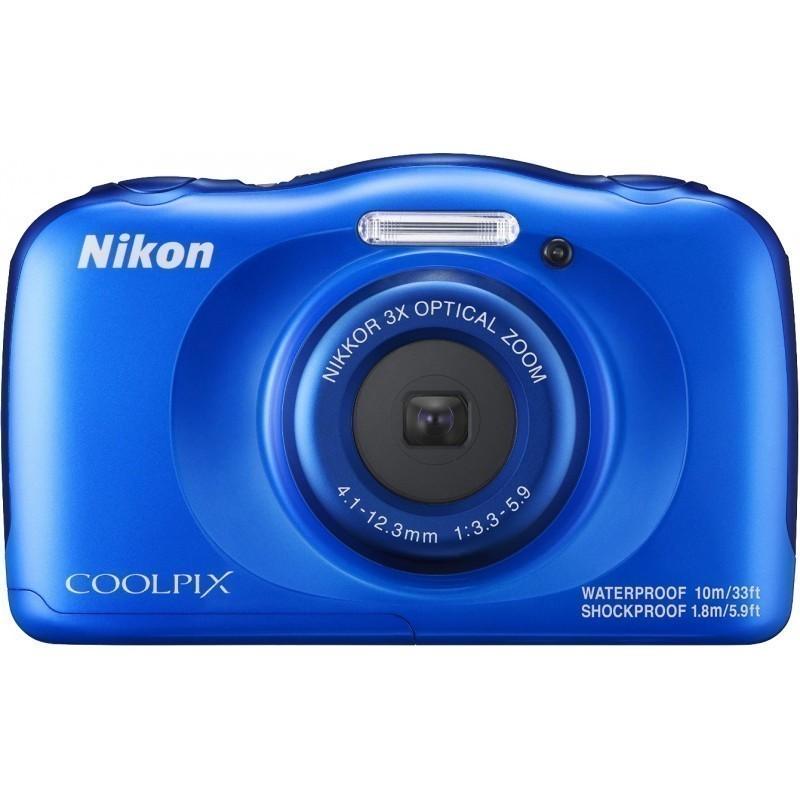 Nikon Coolpix W100, sinine