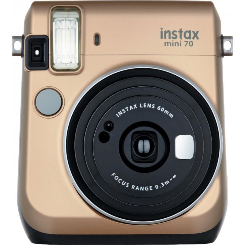 Fujifilm Instax Mini 70, kuldne