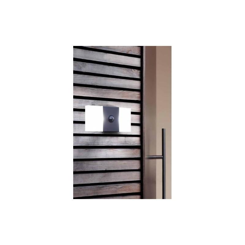 Osram luminaire NOXLITE LED WALL 12W 100-240V 6000K 460lm, sensor, Cool  white
