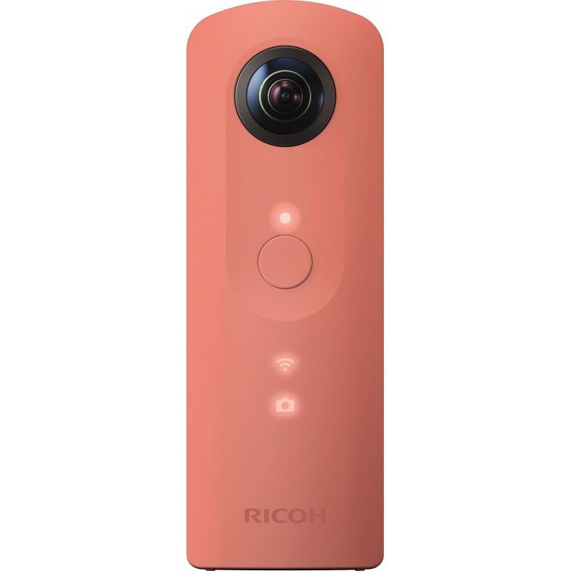 Ricoh Theta SC, pink