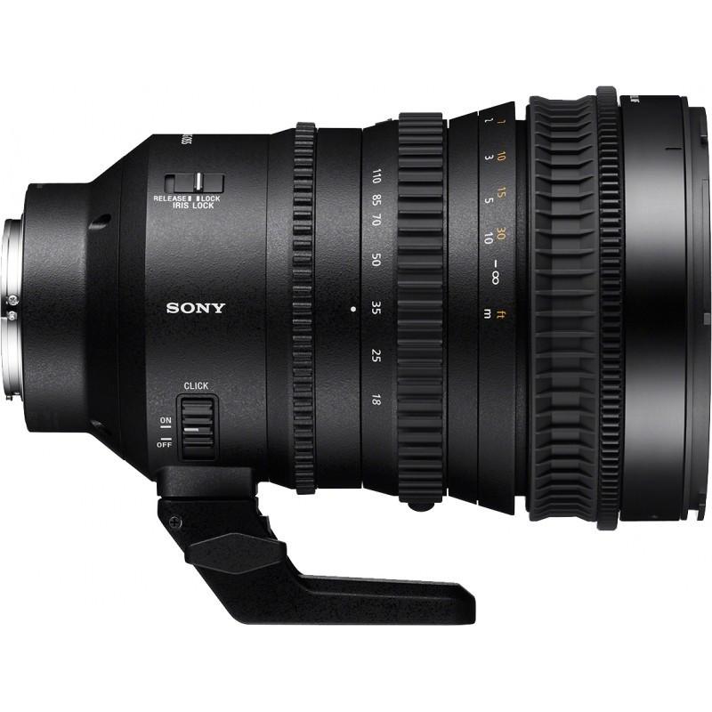 Sony E PZ 18–110mm f/4 G OSS objektiiv