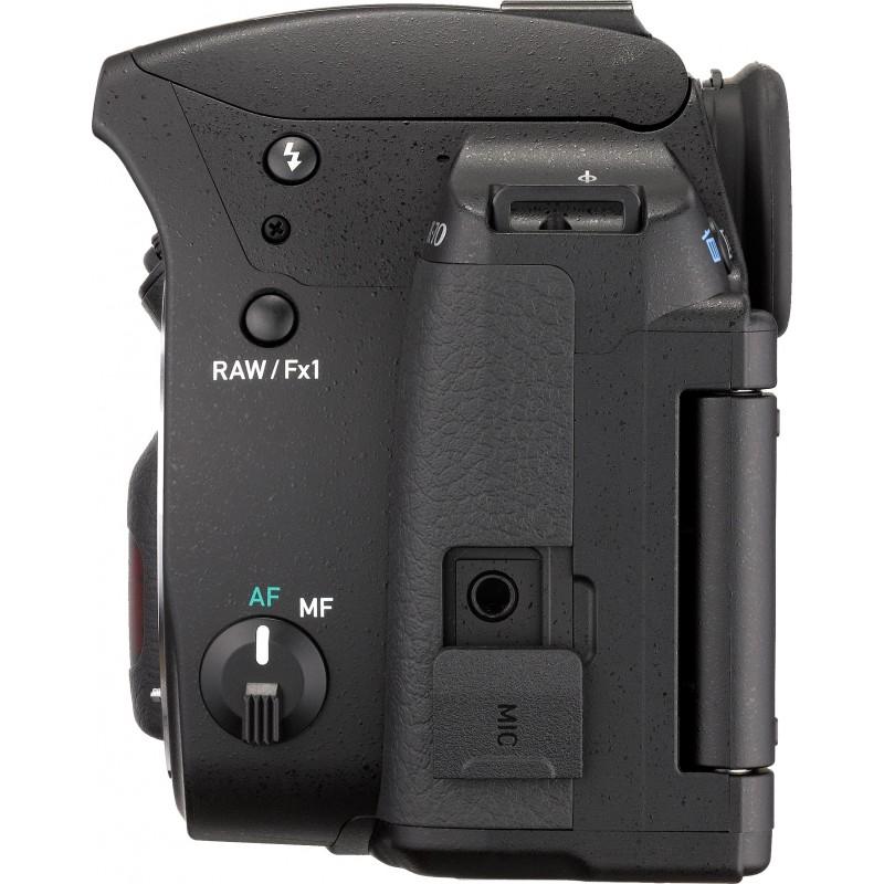 Pentax K-70 + 17-70mm
