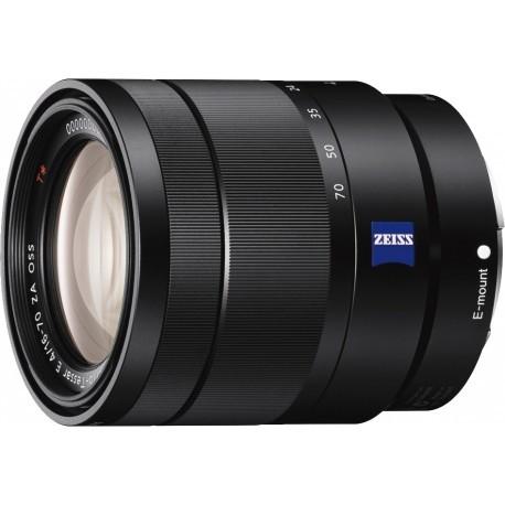 Sony Vario-Tessar T* E 16-70мм f/4 ZA OSS объектив