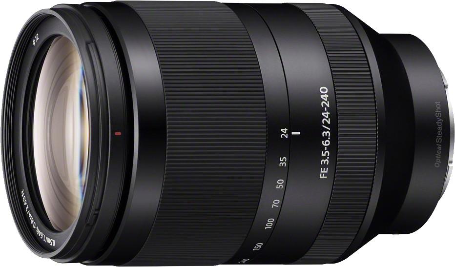 Sony FE 24-240mm f/3.5-6.3 OSS objektiiv
