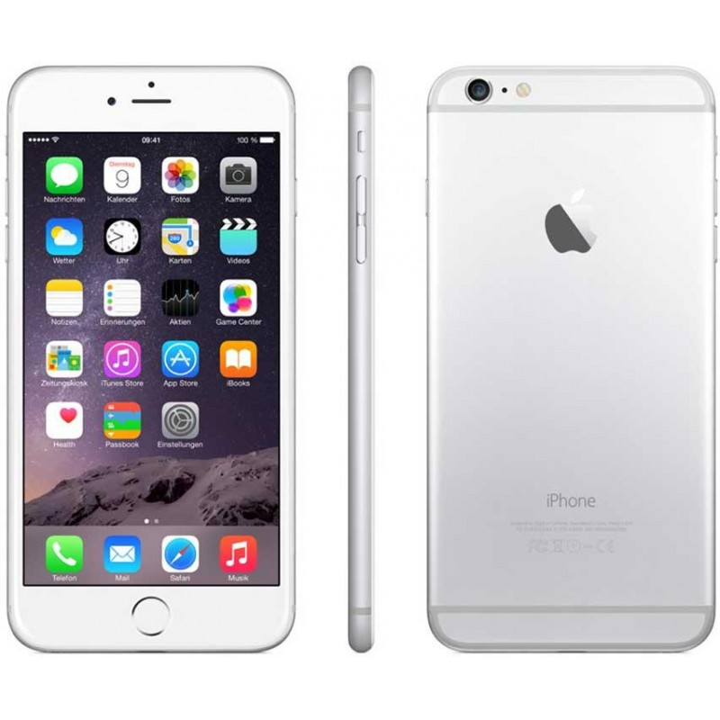 Apple Iphone 6s 4g 32gb Silver Eu Smartphones Photopoint