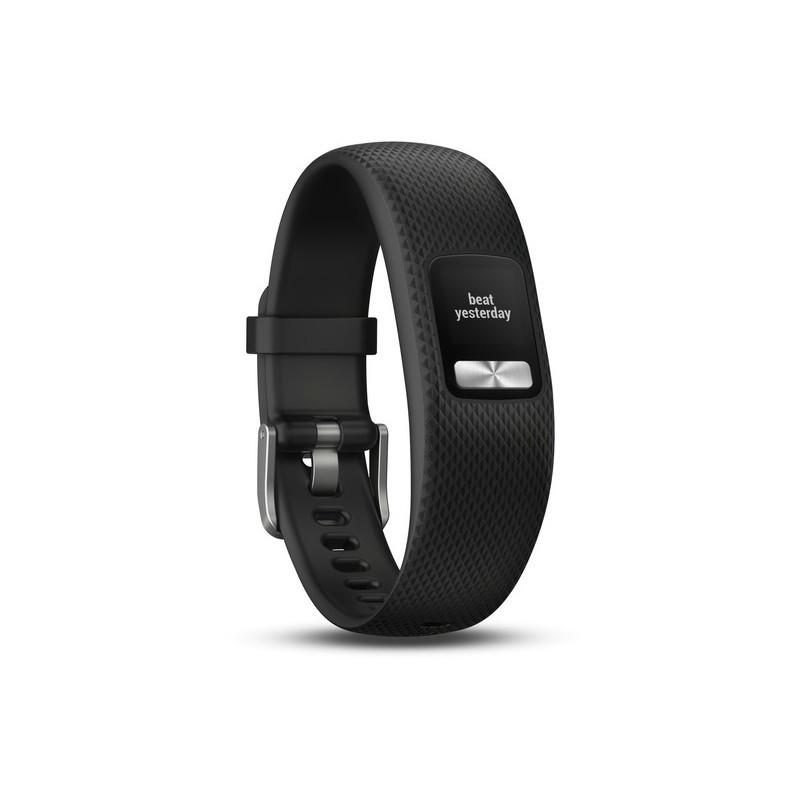 Garmin activity tracker Vivofit 4 L, black
