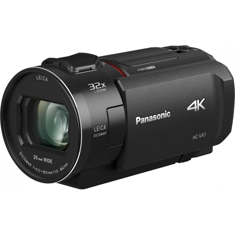 Panasonic HC-VX1, must