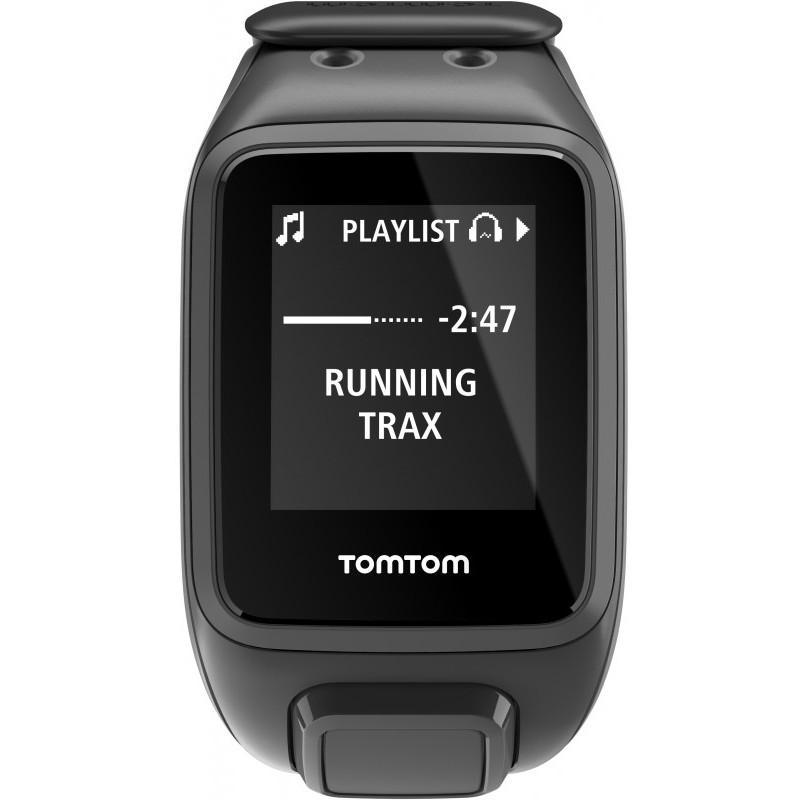 TomTom Runner 2 Music L, must/hall