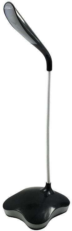 Platinet laualamp PDL02B 4,5W, must (43601)