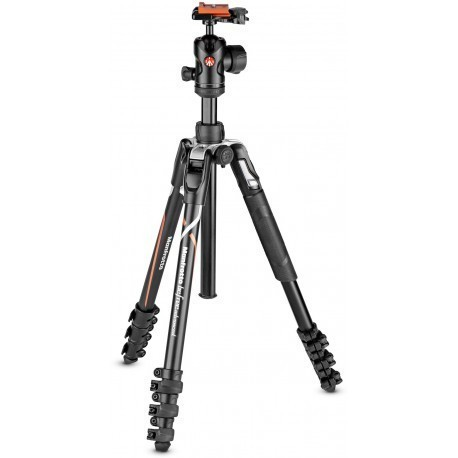 Manfrotto statīva komplekts Befree Advanced Alpha MKBFRLA-BH