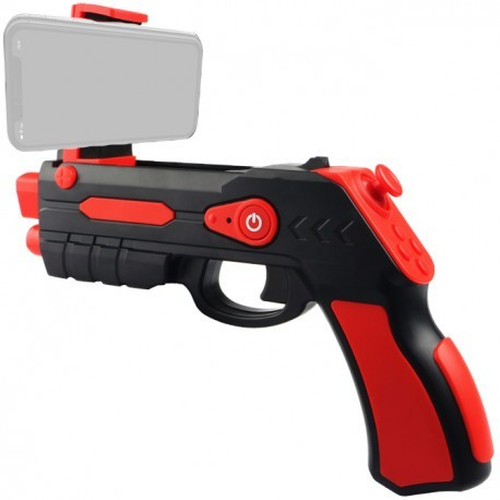 Omega gamepad for smartphones Augmented Reality Blaster