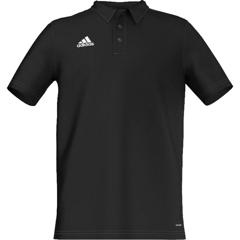40e55b8df Children's Polo Shirt adidas Core15 CL Polo Junior S22381 - Shirts ...