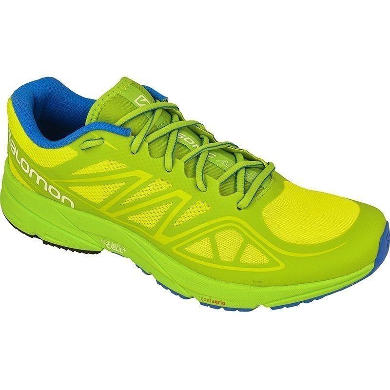 ec1d1dec3fa1 Men s running shoes Salomon Sonic Aero M L37953500 - Training shoes ...