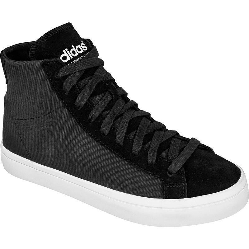 casual scarpe da donna adidas originali courtvantage metà w s76496