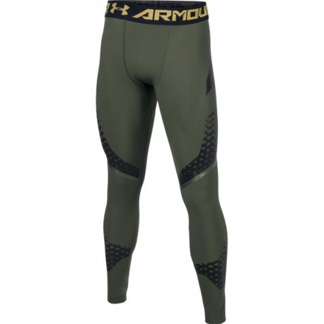 664c0daaa9 Compresson pants for men Under Armour HeatGear Armour Zone Compression  Leggings M 1289579-330 - Underwear - Photopoint.lv