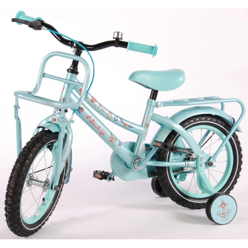 Bicycle For Kids Tattoo Girls 14 Inch Girls Volare Children S