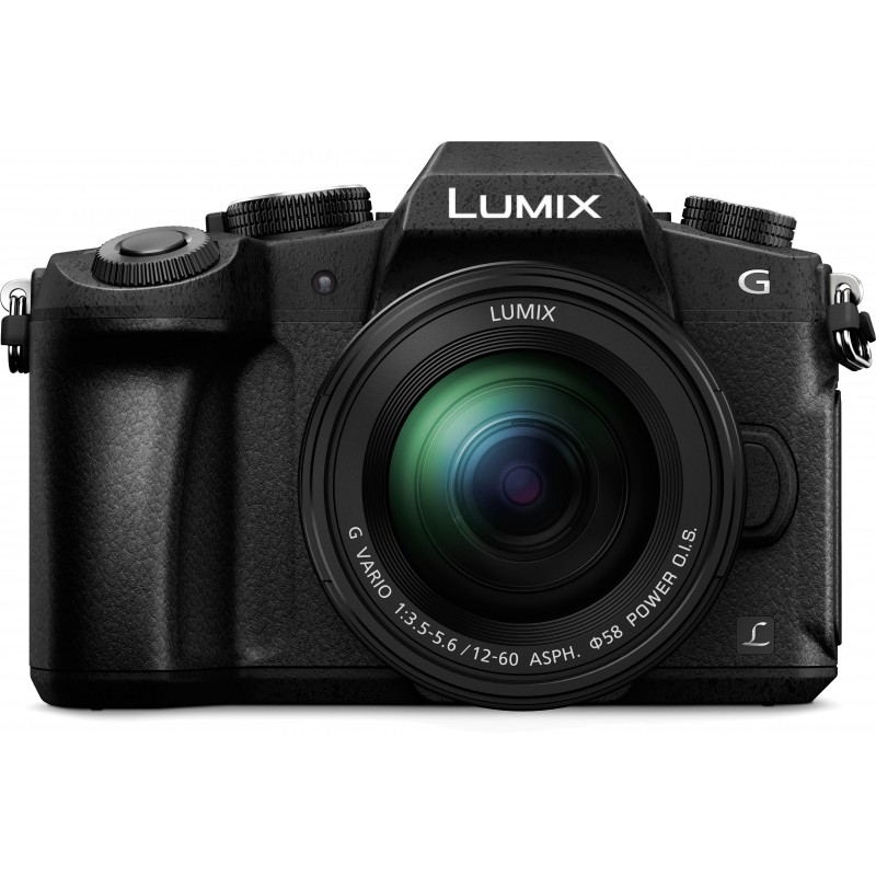 Panasonic Lumix DMC-G80 + 12-60mm Kit