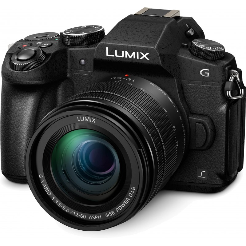 Panasonic Lumix DMC-G80M + 12-60mm Kit