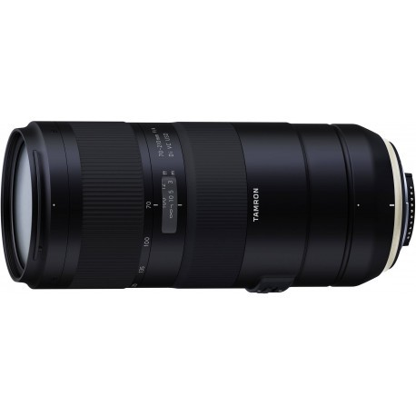 Tamron 70-210mm f/4 Di VC USD lens for Canon