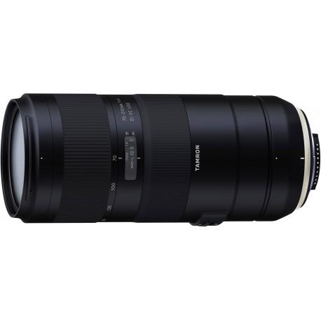 Tamron 70-210mm f/4 Di VC USD lens for Canon