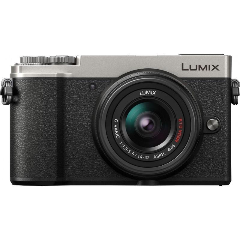Panasonic Lumix DC-GX9 + 14-42mm Kit, silver