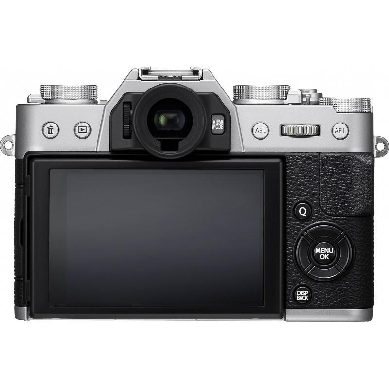 Fujifilm X-T20 + 15-45mm Kit, silver